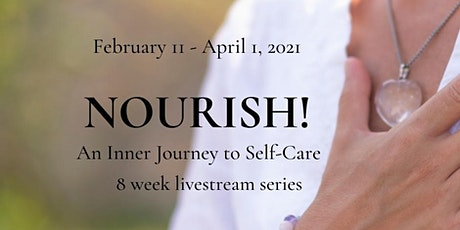 NOURISH! An Inner Journey to Self-Care tickets