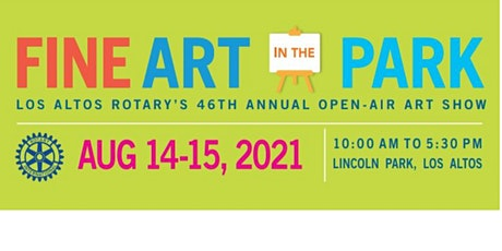 Fine Art in the Park tickets