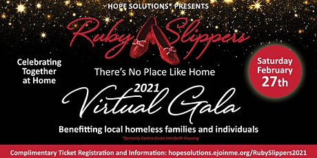 Ruby Slippers - There's No Place Like Home tickets