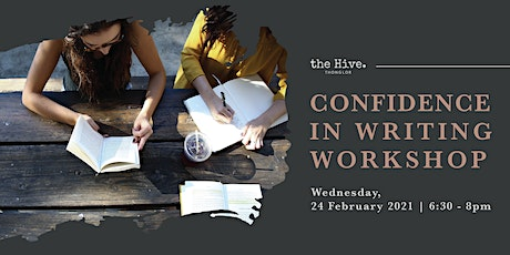 Confidence Writing Workshop tickets