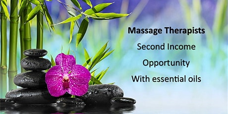 Massage Therapy,  How to create a second income with your business. tickets