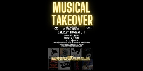 Musical Takeover! tickets