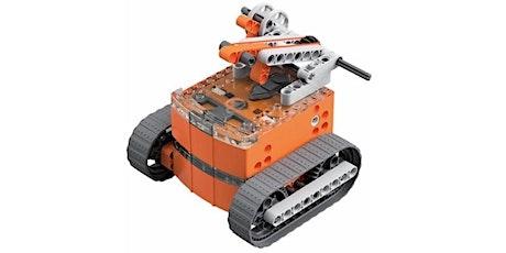 Robotics Operation Nekton Prime - 6 sessions tickets