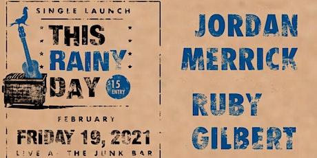 Jordan Merrick - Live At The Junk bar tickets