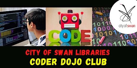 Coder  Dojo Club tickets