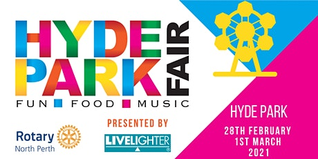 Hyde Park Fair presented by Live Lighter tickets