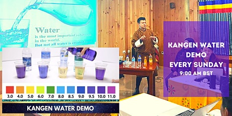 Have you seen a Kangen® Demo Yet? tickets