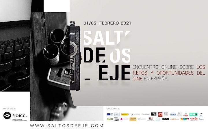 Imagen de Saltos de Eje: Encuentro sobre los retos y oportunidades del cine en España