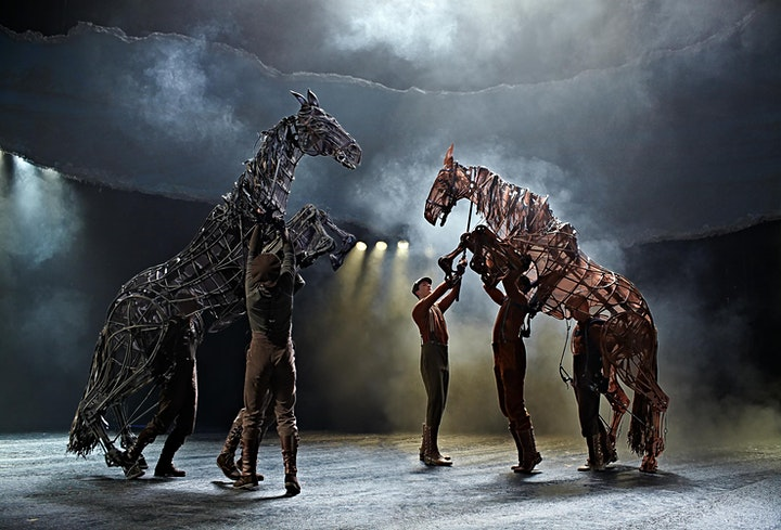 National Theatre  Live London - War Horse image