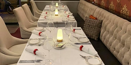 Unlimited Indian Food @$49 with 3 Course Meal - Junoon Indian Restaurant tickets