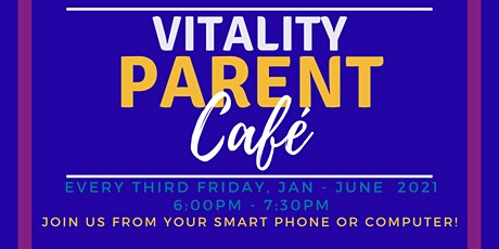 VIRTUAL PARENT CAFÉ tickets