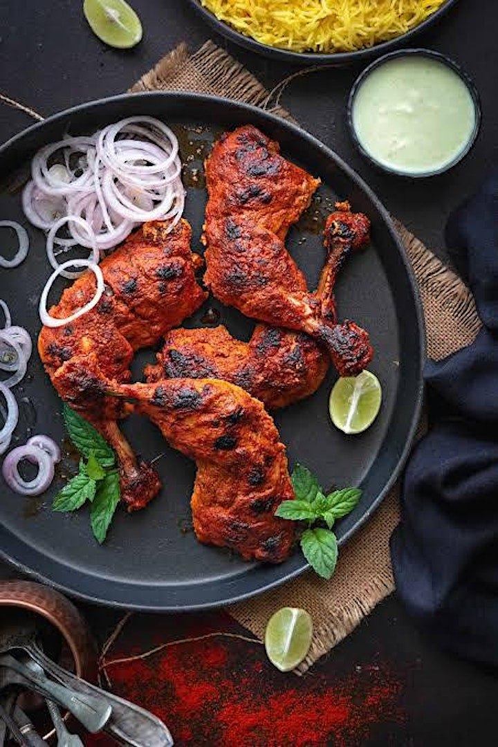 Unlimited Indian Food @$49 with 3 Course Meal - Junoon Indian Restaurant image