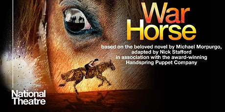 National Theatre  Live London - War Horse tickets