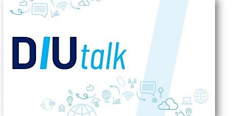 DIUtalk #7 Impulse für deine wirkungsvolle Kommunikation im virtuellen Raum Tickets