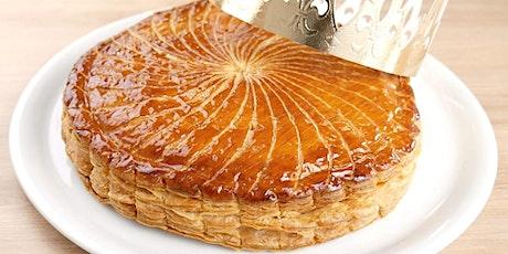"""Online baking workshop """"Galette des Rois"""" tickets"""