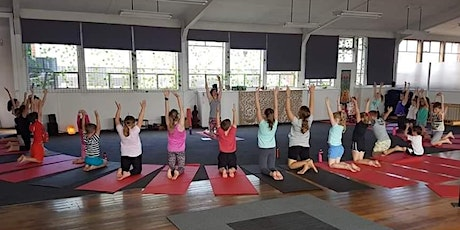 CALMER KIDS- School Holiday Yoga Session tickets