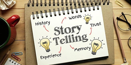 Story Telling - making it that extra bit special tickets