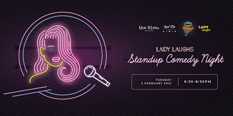 Lady Laughs: Standup Comedy Night tickets