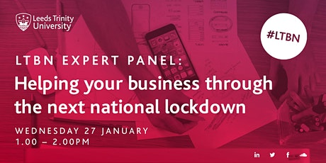 LTBN Expert Panel: Helping your business through the next national lockdown tickets