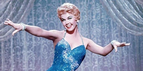 "Doris Day, ""the most everything girl in Hollywood"" tickets"