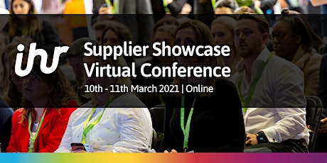 Supplier Showcase Virtual Conference 2021 tickets