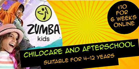 Kids Dance for 4-12years tickets