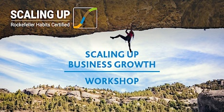 Scaling Up Business Growth Workshop - Sydney - October  27, 2021 tickets