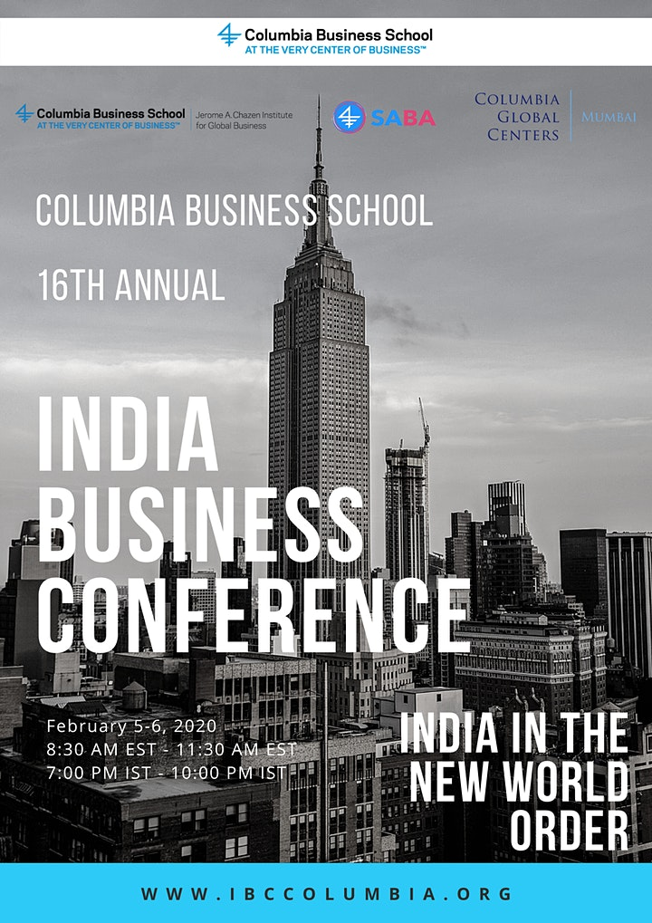16th Annual India Business Conference image