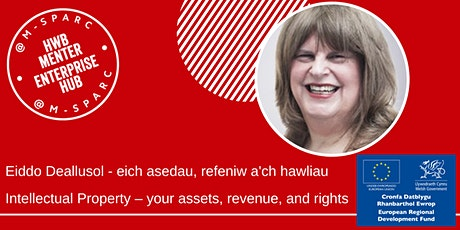 Eiddo Deallusol -  refeniw a'ch hawliau/ IP – revenue, and rights tickets