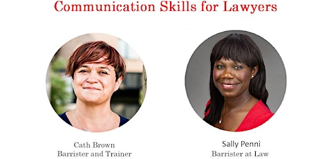 Cath Brown - Communication Skills for Lawyers tickets