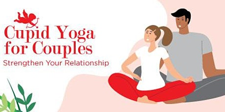 2021 Cupid Yoga - MCCS Health Promotions tickets