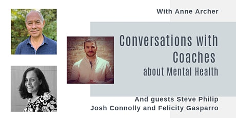 Conversations with coaches about mental health tickets