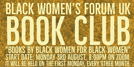 Black Women's Forum UK: Book Club - 'Patsy' tickets