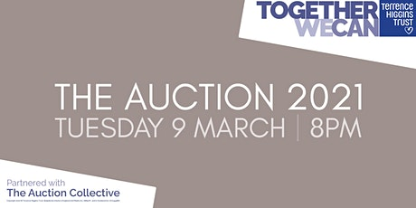 Terrence Higgins Trust: The Auction 2021 tickets