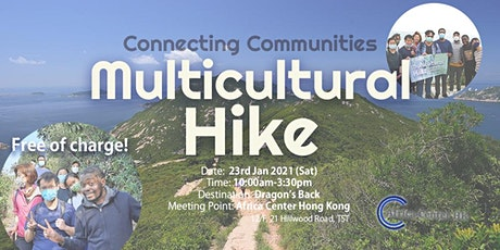 Multicultural Hike | Dragon's Back tickets