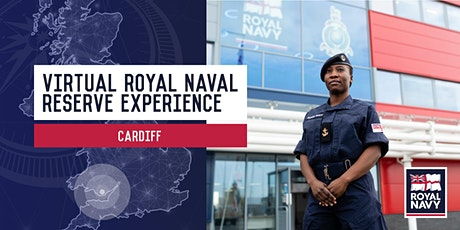 Virtual Royal Naval Reserve Experience - HMS Cambria tickets