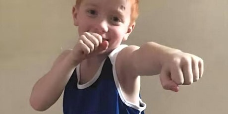 Kid's Boxing and Agility Training tickets