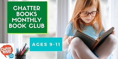 Chatterbooks Club (ages 9 - 11) tickets