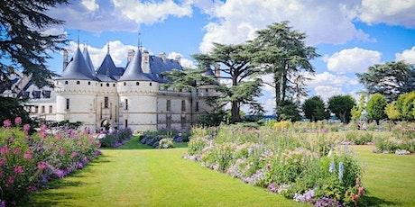 Festival International des Jardins au Château Chaumont & Vendôme - 2 Mai - billets