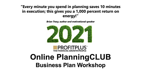 5-Year Business Planning Workshop - Create a Business Plan in Just 2-Days tickets