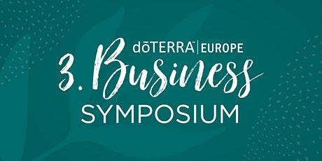 dōTERRA Spring Tour Online 2021 - 3. Business Symposium Tickets