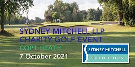 Sydney Mitchell Charity Golf Day 2021 tickets