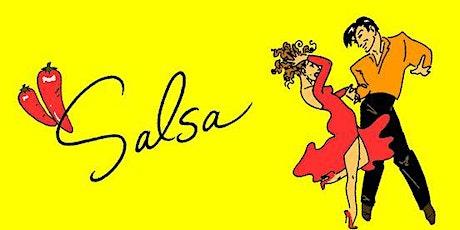 Cous de salsa & bachata & soirée internationale latino - 7 février billets