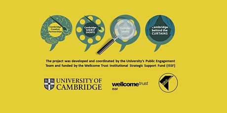 Cambridge Creative Encounters SHORTS biglietti