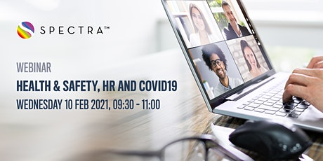 Webinar: Health & Safety, HR and Covid19 tickets