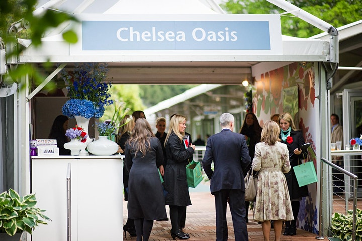 Chelsea Flower Show VIP Experience with with accommodation image