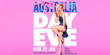 Khokolat Bar | Australia Day Eve! tickets