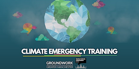 Climate Emergency Training for Youth Workers tickets