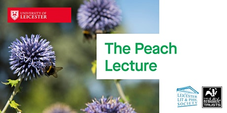 The Peach Lecture tickets