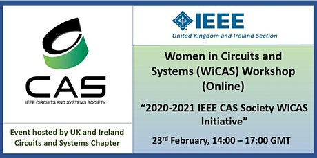 Women in Circuits and Systems (WiCAS) Workshop tickets